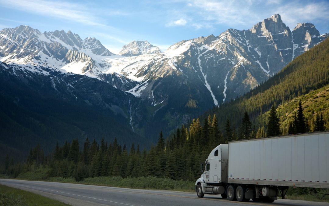 La importancia del transporte de alimentos